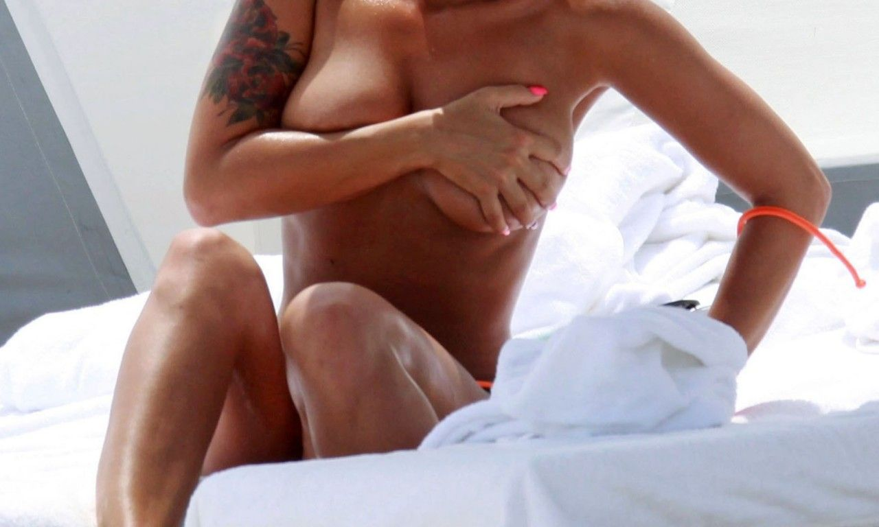 Amber rose new leaked naked understand you