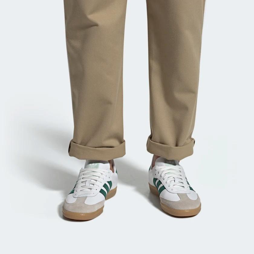samba og shoes green