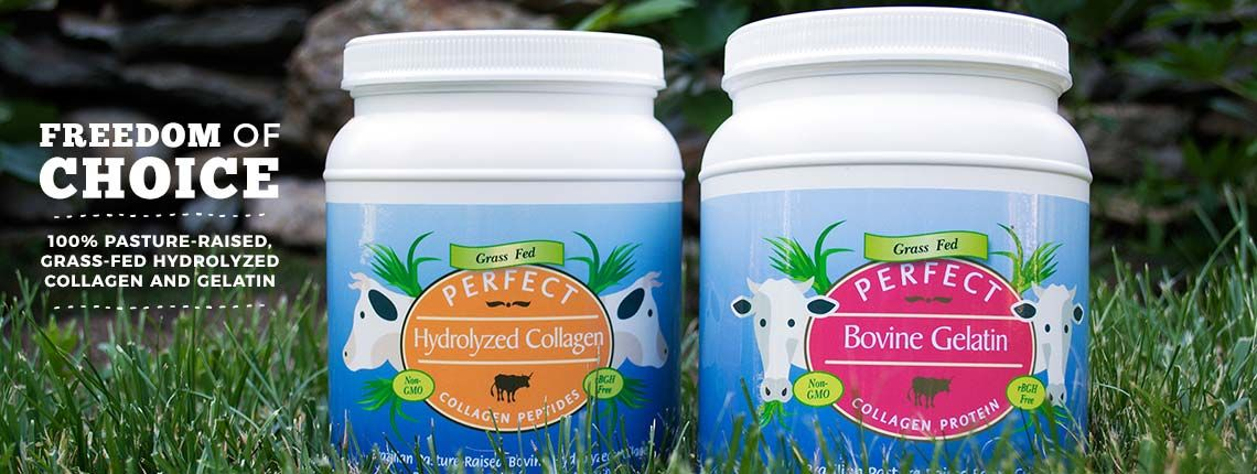 Perfect Hydrolyzed Collagen 100 Hydrolyzed Collagen Sourced From Brazilian Pasture Raised Grass Fed Cows Low Carb Meals Easy Low Carbohydrate Recipes Healthy Low Carb Recipes