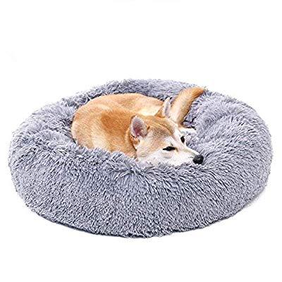 Auoker Marshmallow, Cuccia per Cani calmante, Cuscino per