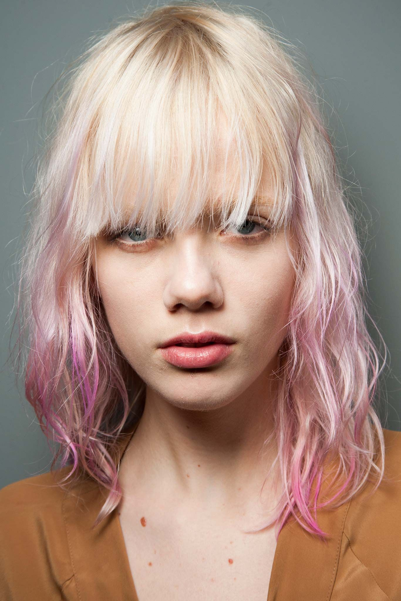 Hairstyles Fall 2015 Nineties Grunge Vsglam  Fall 2015 Perfect Blonde And Blondes