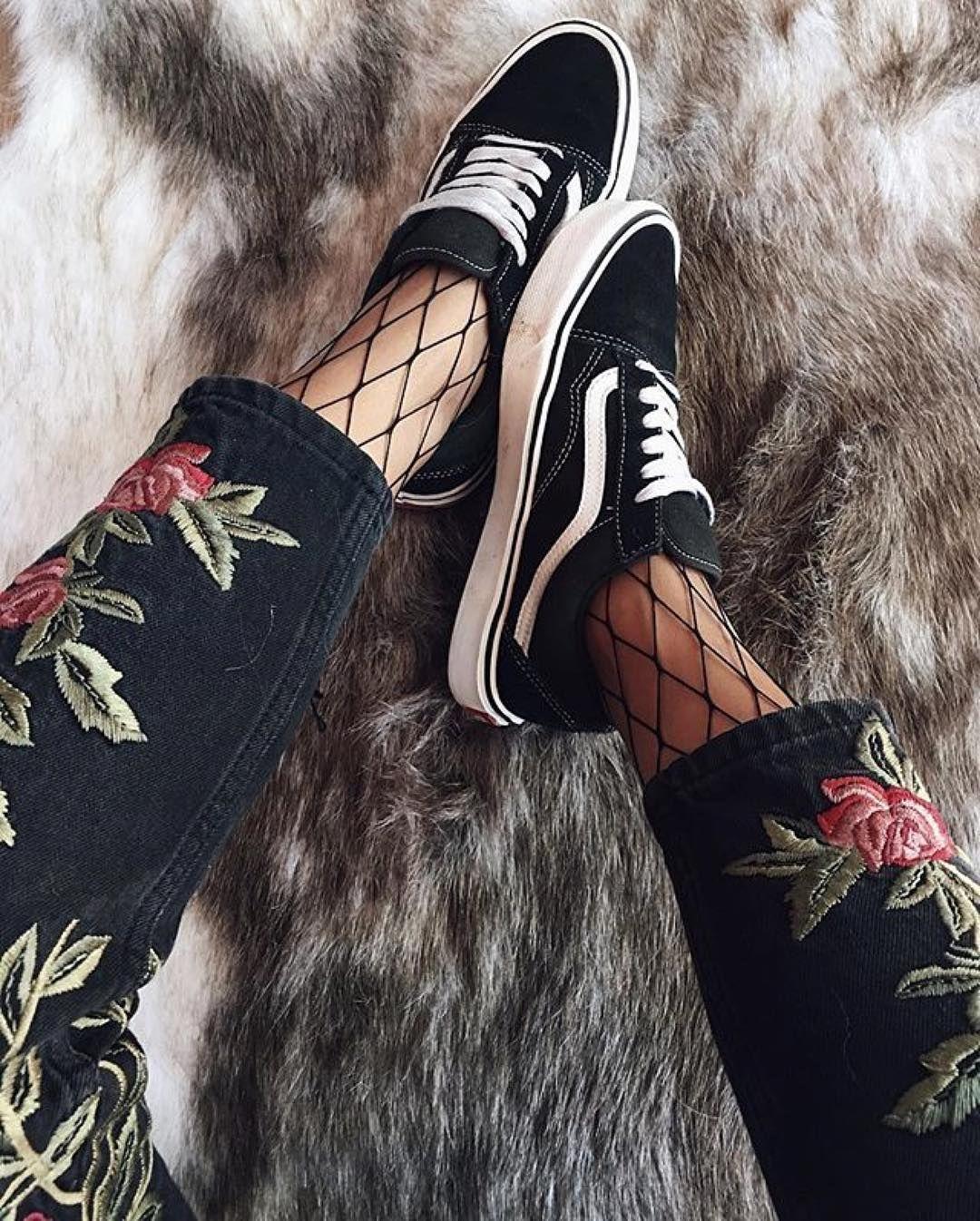 vans calze donna