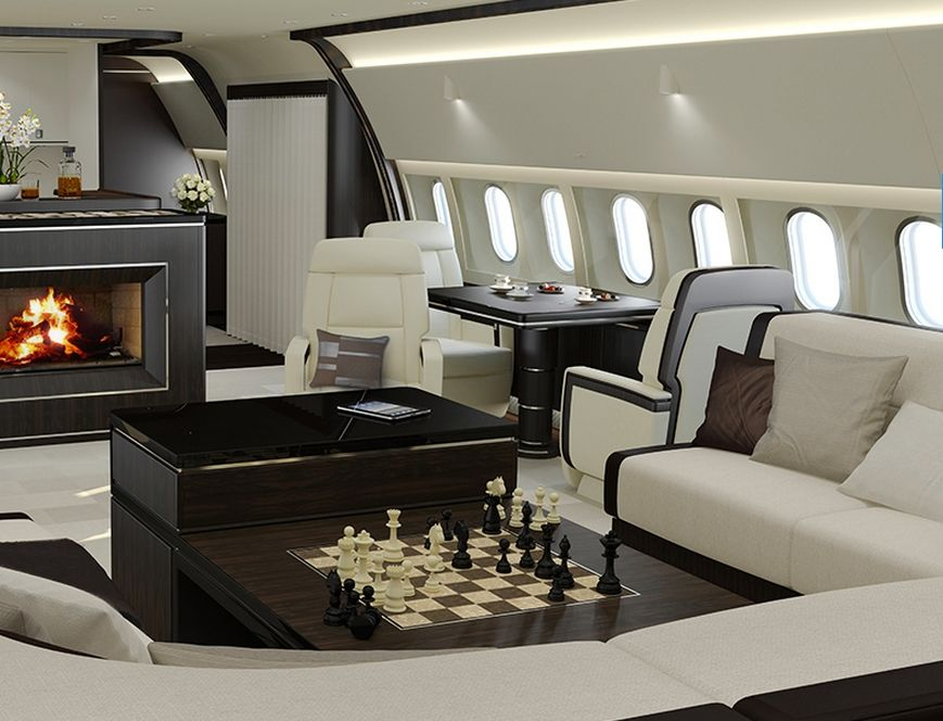 private luxury boeing 747 8 google search planes. Black Bedroom Furniture Sets. Home Design Ideas