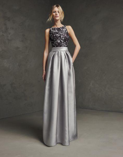 ... Long Prom Dress Plus Size Formal Party Gown. Los vestidos de fiesta  largos para que triunfes en 2016  Chic d16a53471ac2