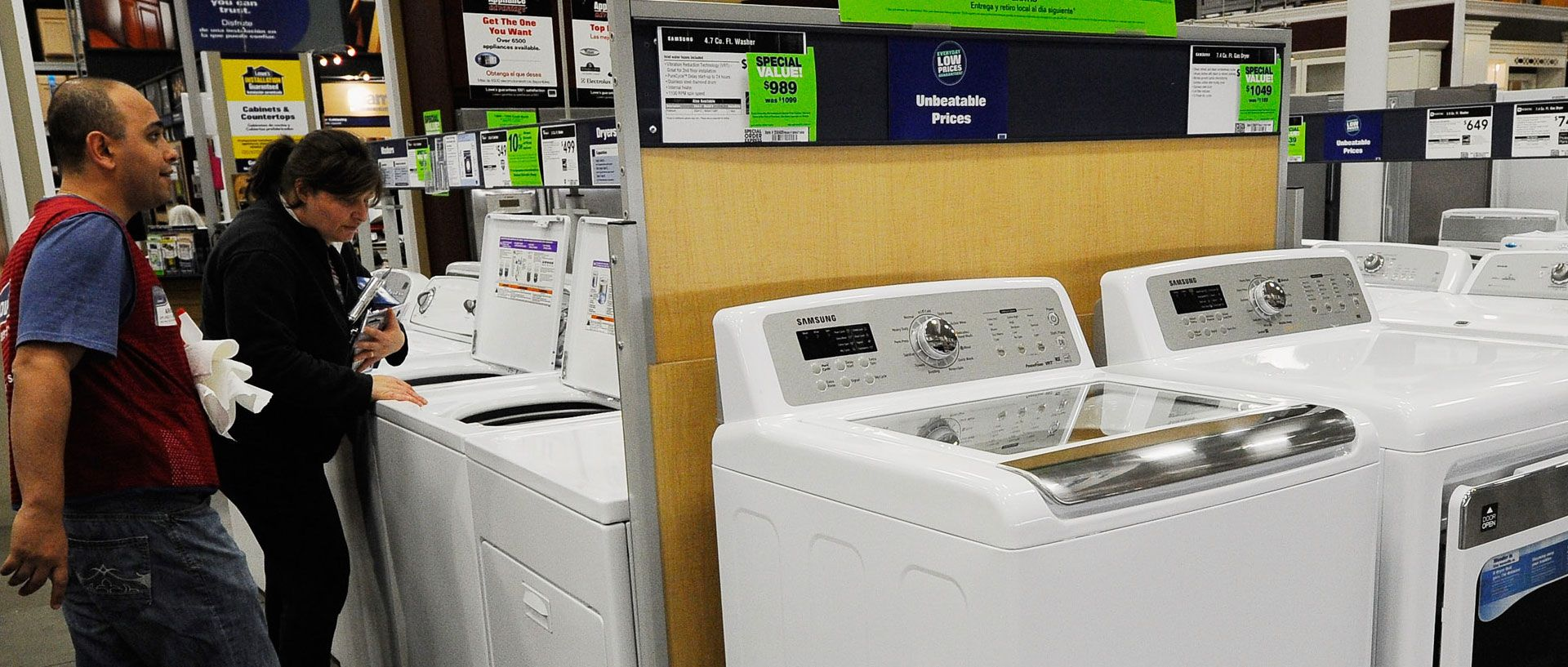 Huge Large Appliance Deals at Best Buy, Home Depot, Lowe\'s, and ...