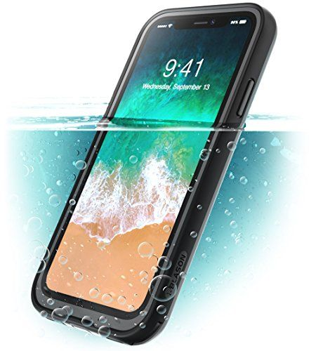 e3098cc68de i-BLASON Funda iPhone X, [Aegis] Apple iPhone 10 Compatible con iPhone XS  5.8,Carcasa Resistente al Agua con Protector de Pantalla Incorporado para  Apple ...