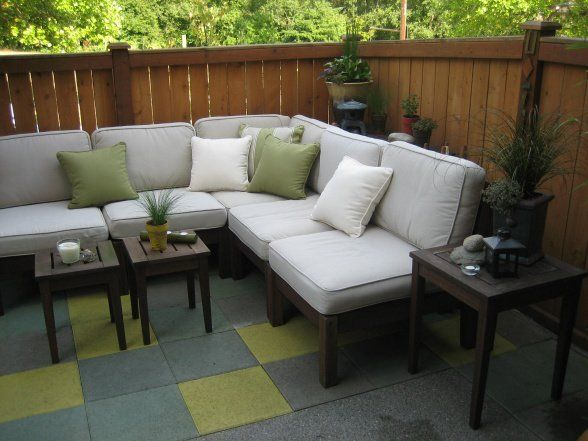 Townhouse+decorating+landscaping | Townhouse Deck Patio Ideas