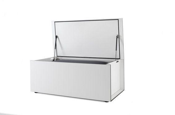 Conmoto EL PECHO Kissentruhe - weiß - XL Jetzt bestellen unter