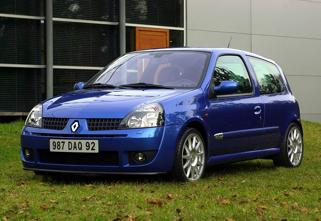 Sport Ragnotti2003Juguetes Renault Coches Clio Ii 76Ybfgy