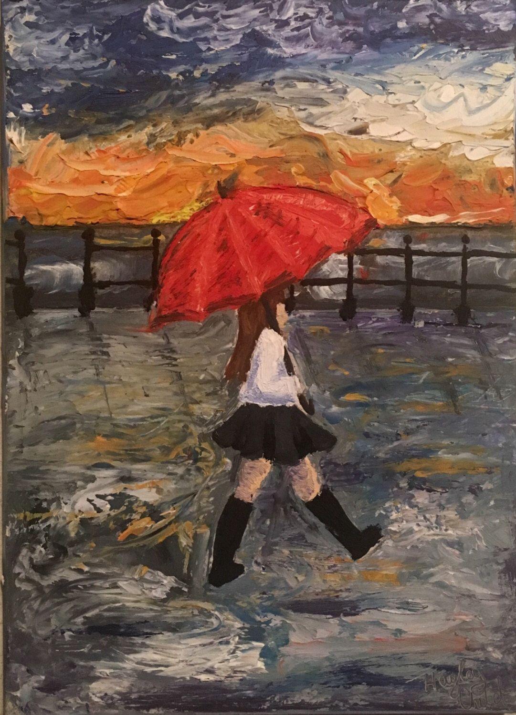 Beside the Seaside by HayChi on Etsy https://www.etsy.com/uk/listing/489295462/beside-the-seaside