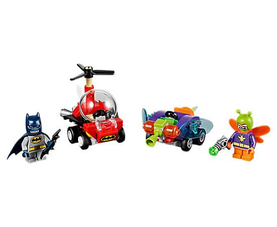 Mighty Micros: Batman™ vs. Killer Moth™ | LEGO Shop
