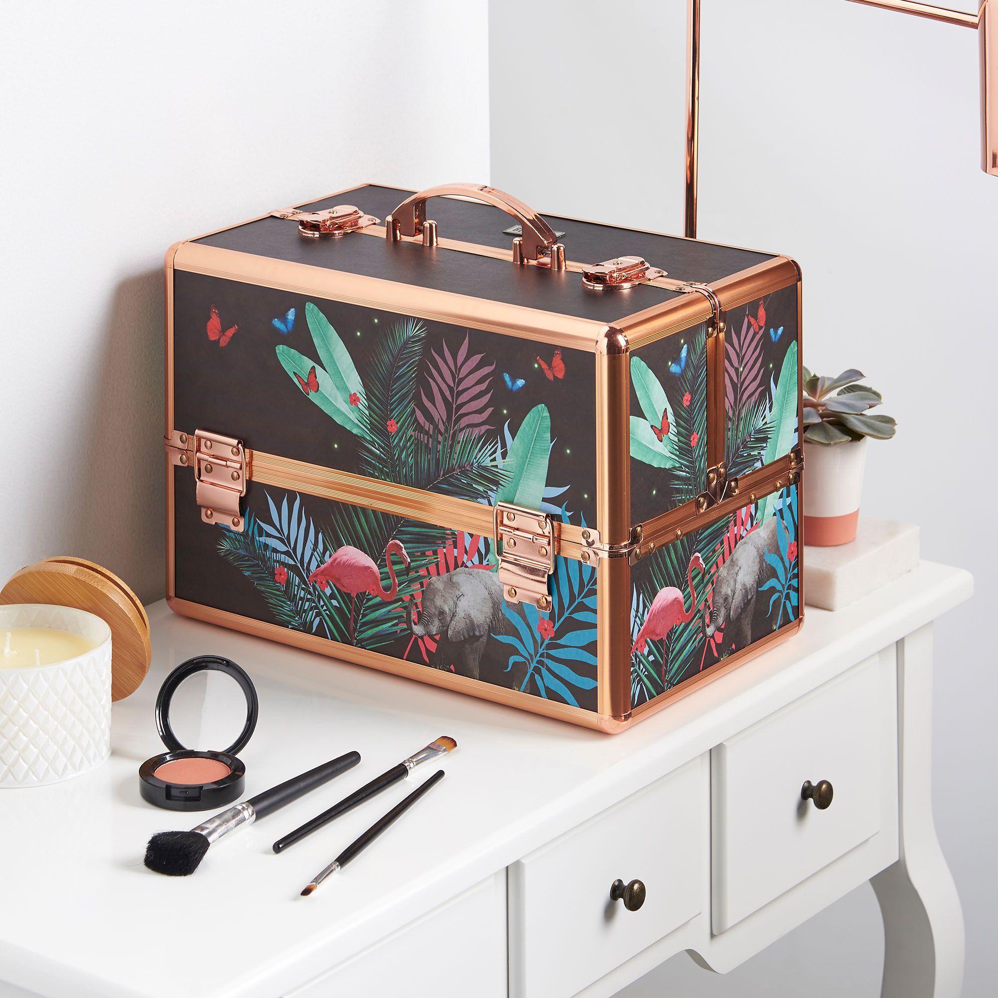 Beautify Large Jungle Professional Makeup Cosmetic