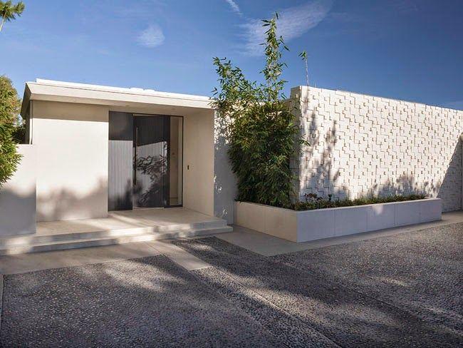 Blog de las mejores casas modernas vanguardistas for Arquitectura de casas minimalistas