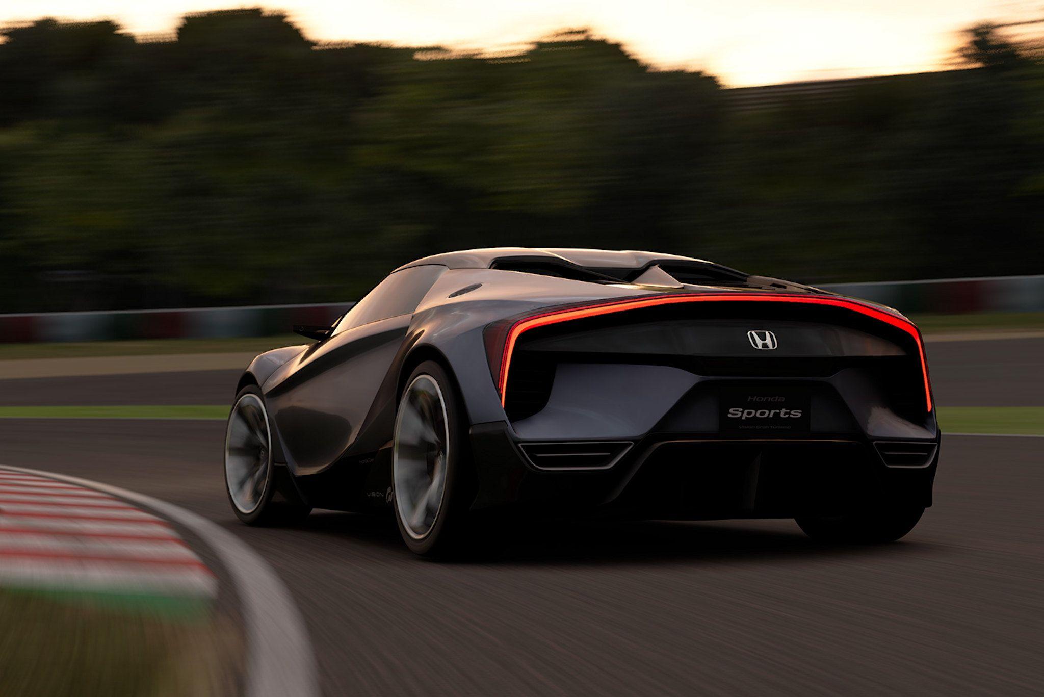 Gran Turismo Sport Présentation de la Honda Sports