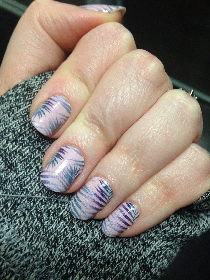 Jamberry Nails, Rose Quartz Getaway | Jamberry | Pinterest