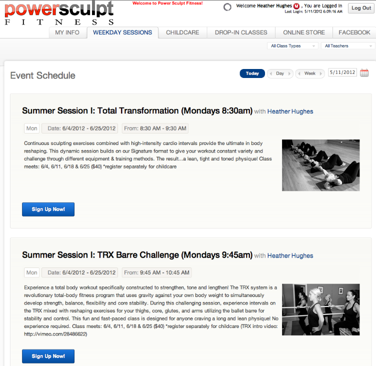 HOW TO REGISTER | Power Sculpt Fitness™
