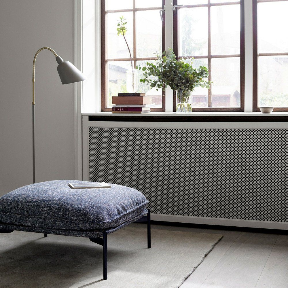 Aj7 Bellevue Floor Lamp Lounge Furniture Design Furniture Design Interior Design