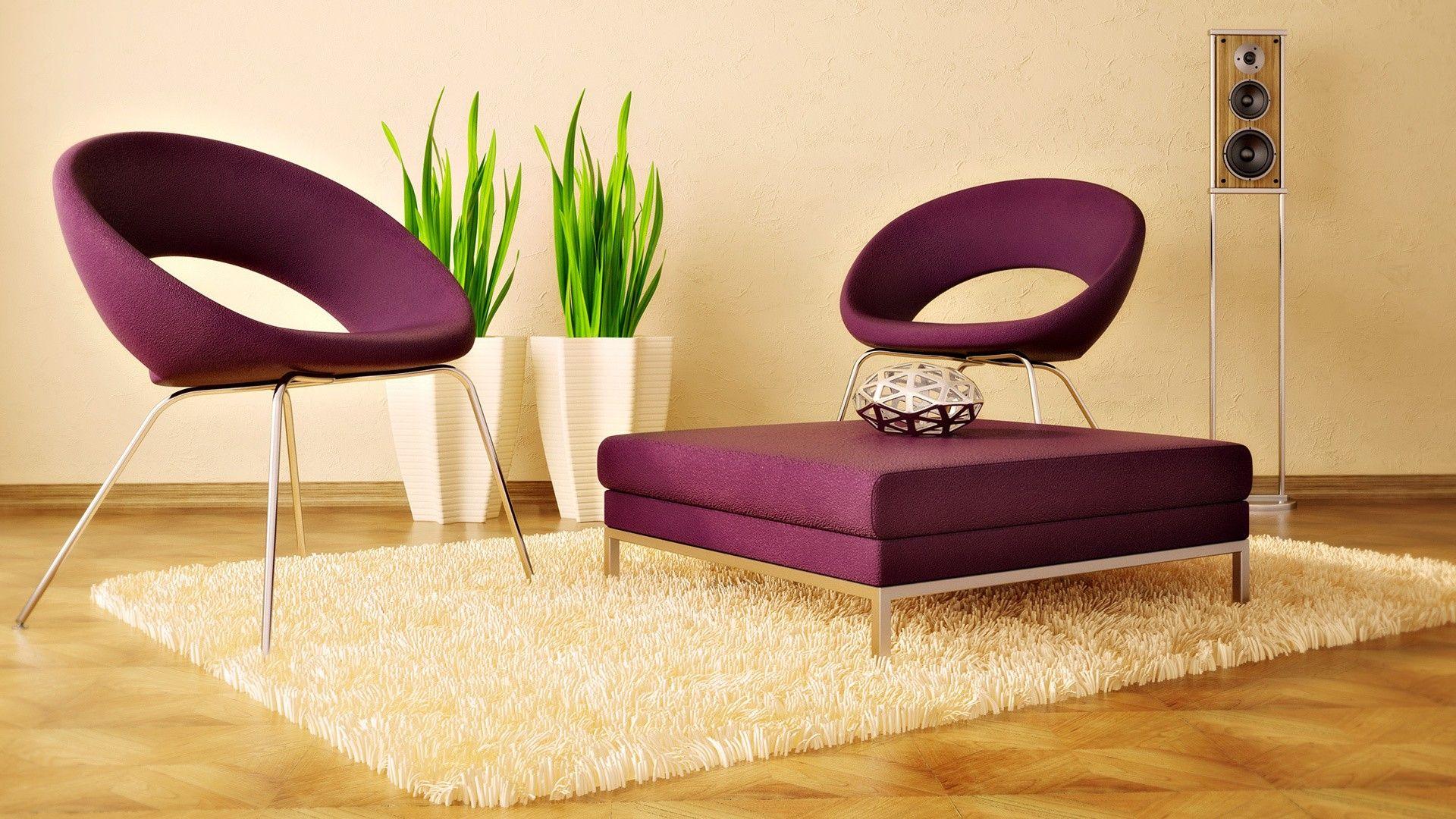 interior furniture living room / 1920x1080 Wallpaper | Cool ...
