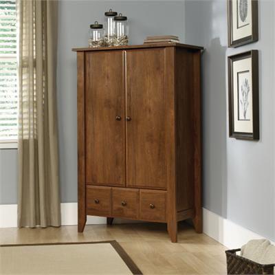Wooden Storage Portable Closet · Armoire WardrobeWardrobe ...