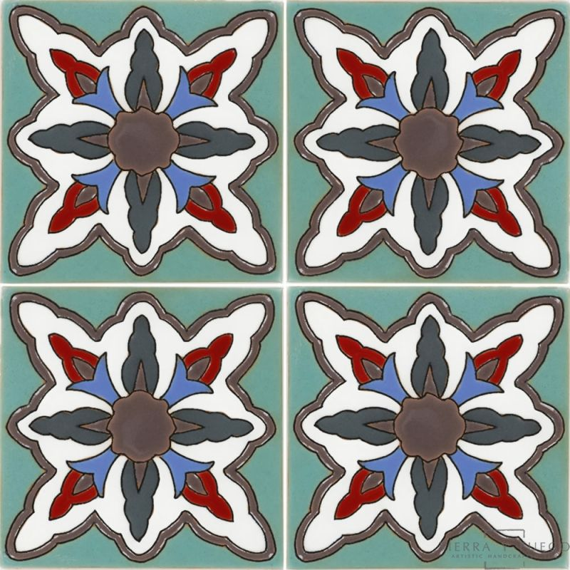 Point Loma 3 From Santa Barbara Ceramic Tile Collection