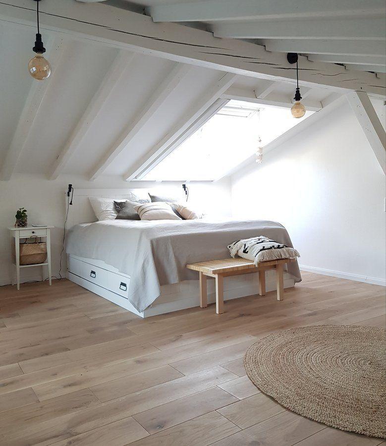 Unser Weißes Schlafzimmer | SoLebIch.de Foto: Yvaviva #solebich # Schlafzimmer #einrichten