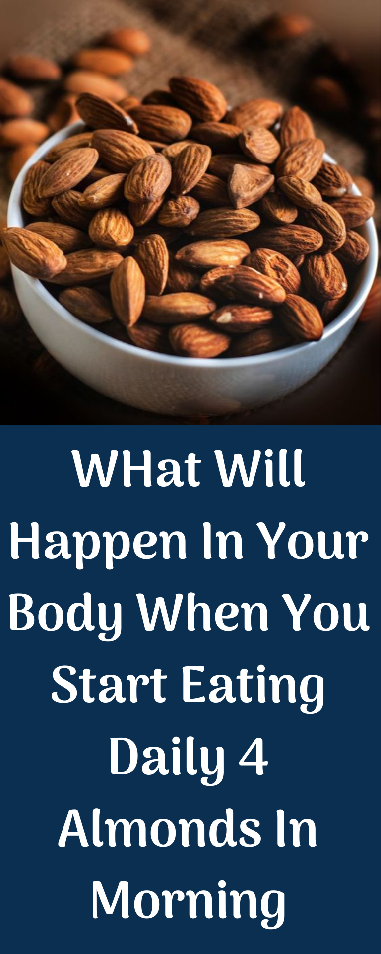 Almonds are one of those nutrient-dense foods that can be hard to stop munching on once you're crunc...