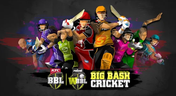 BIG BASH CRICKET GAME APK DOWNLOAD (With images) Cricket