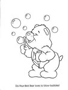 the care bears family colouring pages page 2 - Family Coloring Pages 2