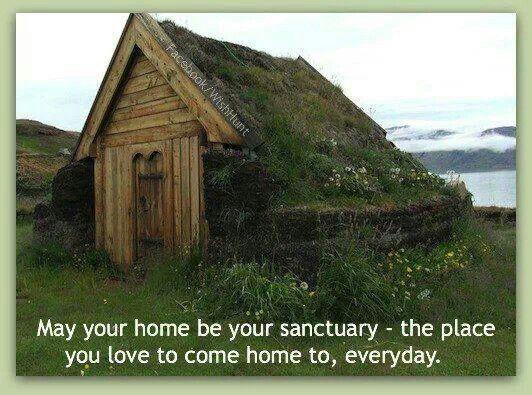 Sanctuary = Home