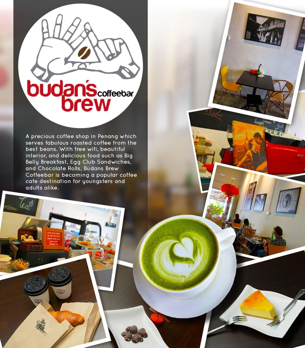 With Free Wifi Beautiful Interior Delicious Food And Fabulous Roasted Coffee From The Best Beans Budans Brew Coffeeba Coffee Cafe Chocolate Roll Best Beans