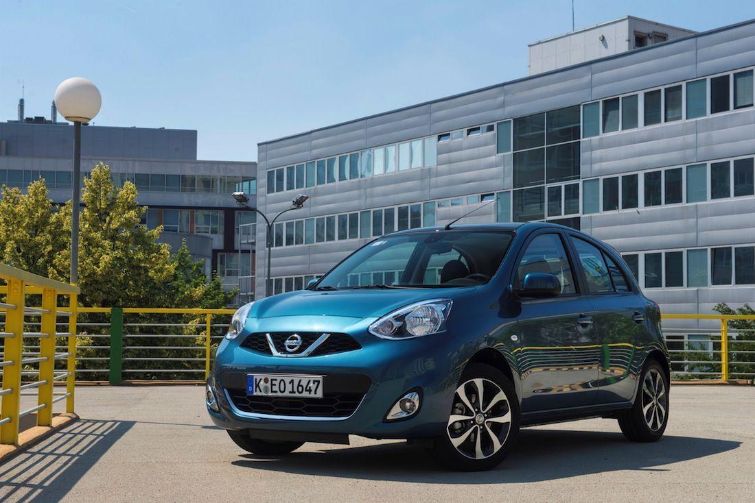 La Nouvelle Nissan Micra est maintenant disponible #Nouvelle #Nissan #Micra