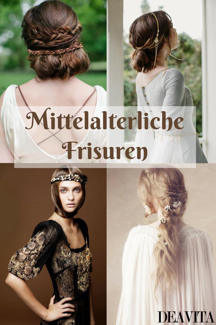 Mittelalter Frisuren Kurze Haare Yskgjt Com