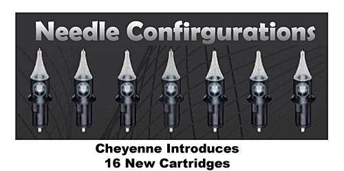 Cheyenne Hawk Cartridges Unimax Tattoo