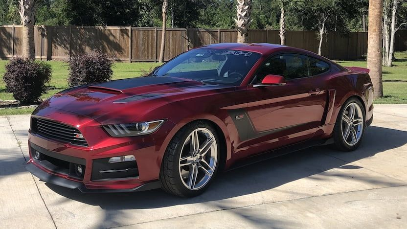 2016 Ford Mustang Roush Stage 3 K229 Kissimmee 2020 In 2020