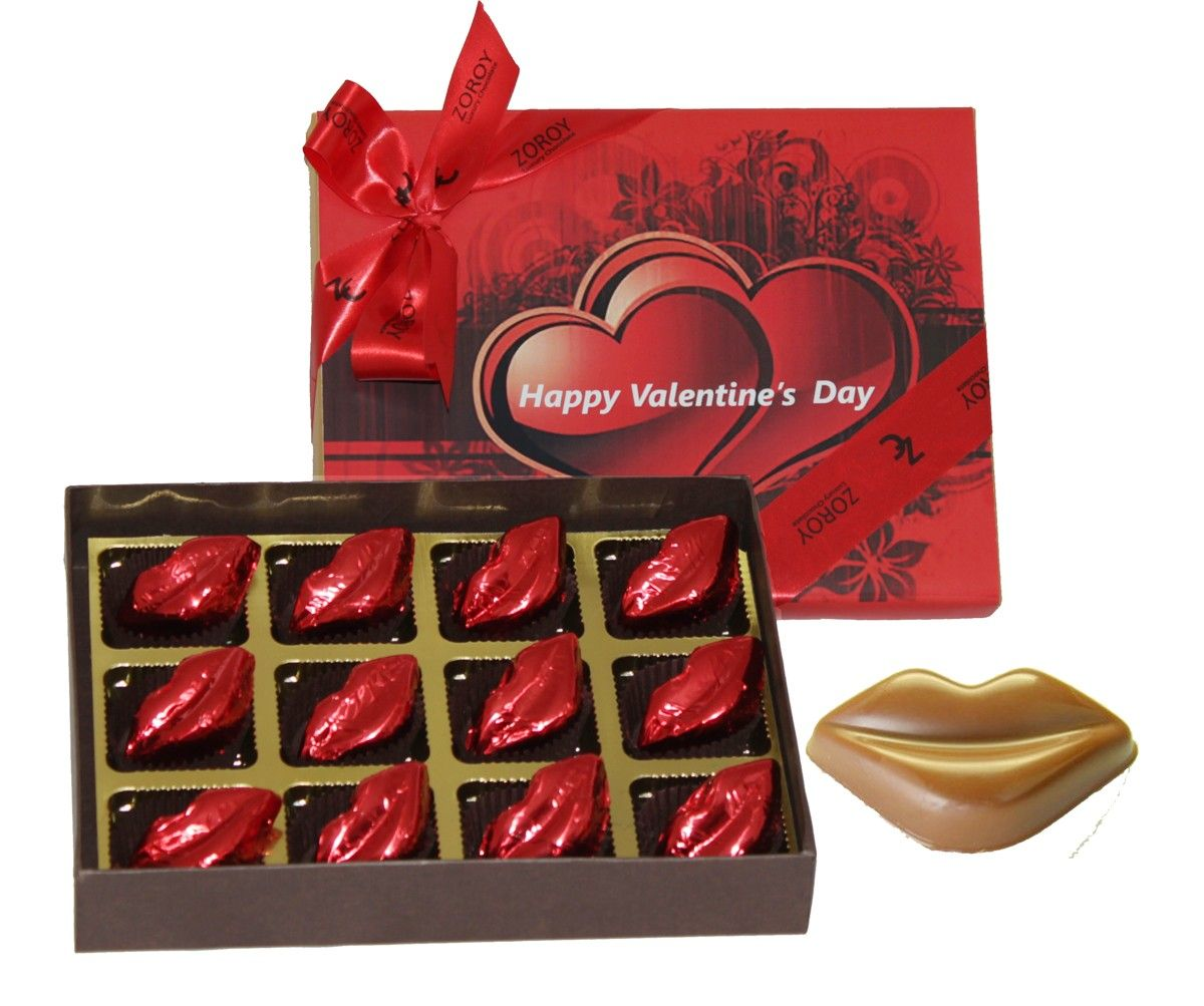 buy online valentines day chocolate gift for girlfriend only from zoroy at affordable prices we