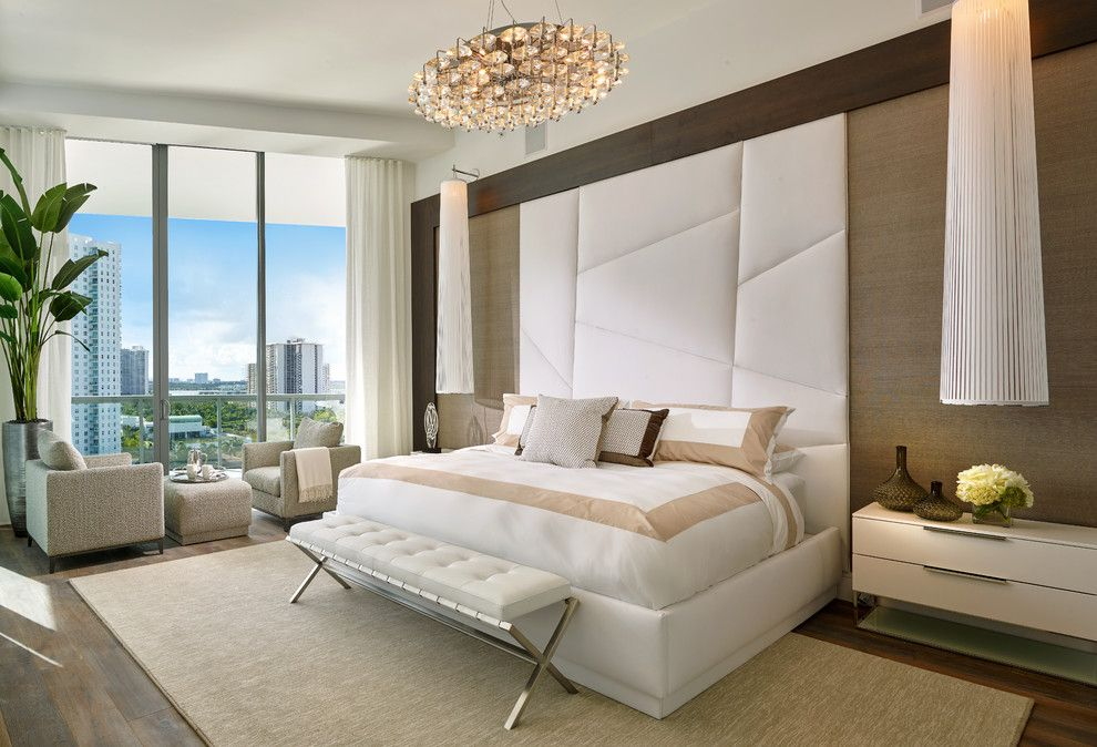 Ordinaire Cool And Calm High End Bedroom Design Ideas By Steven G