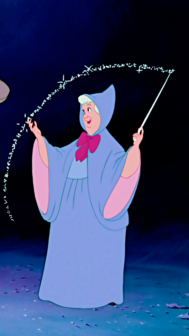 Cinderella Disney Cinderella Cinderella Fairy Godmother
