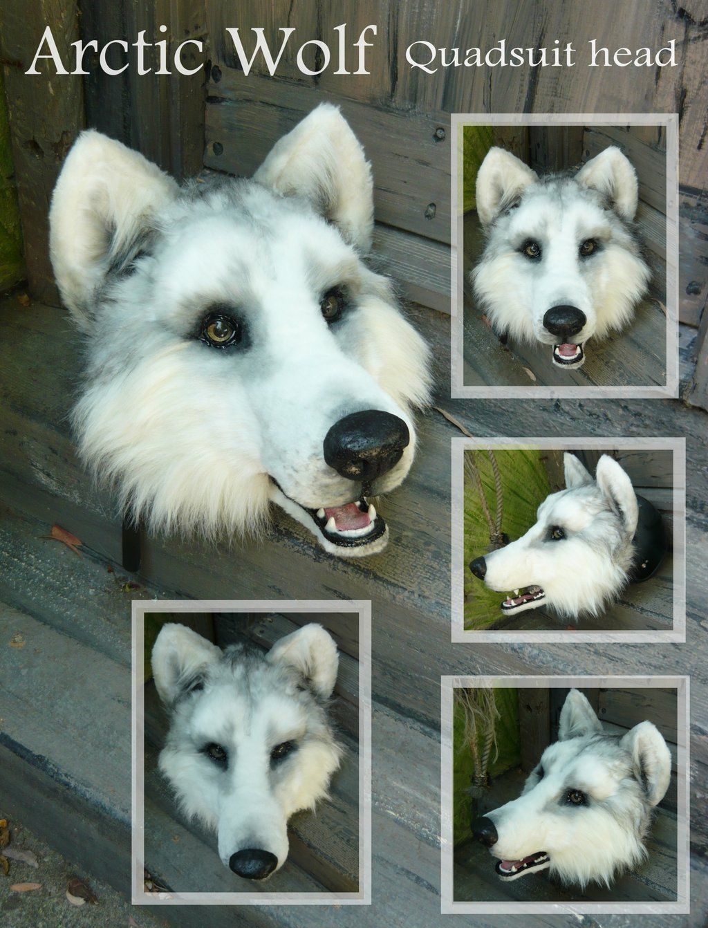 How To Make A Pattern For A Furry Head  Google Search