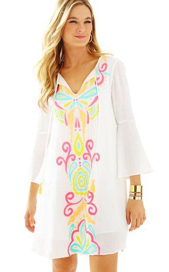 b5143dcbbdb2f Lilly Pulitzer Ellie Tunic Dress