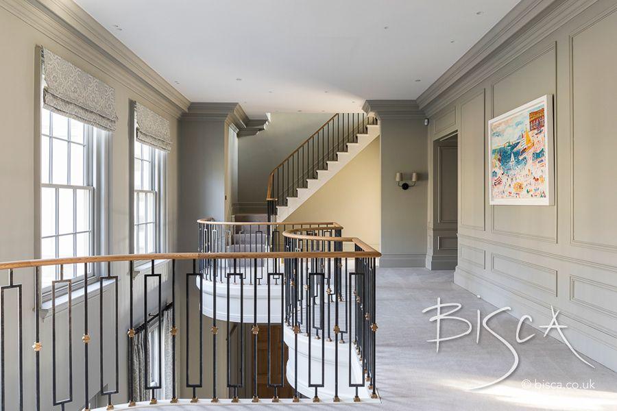 Classic Georgian Staircase Design, Godalming   Staircase ...