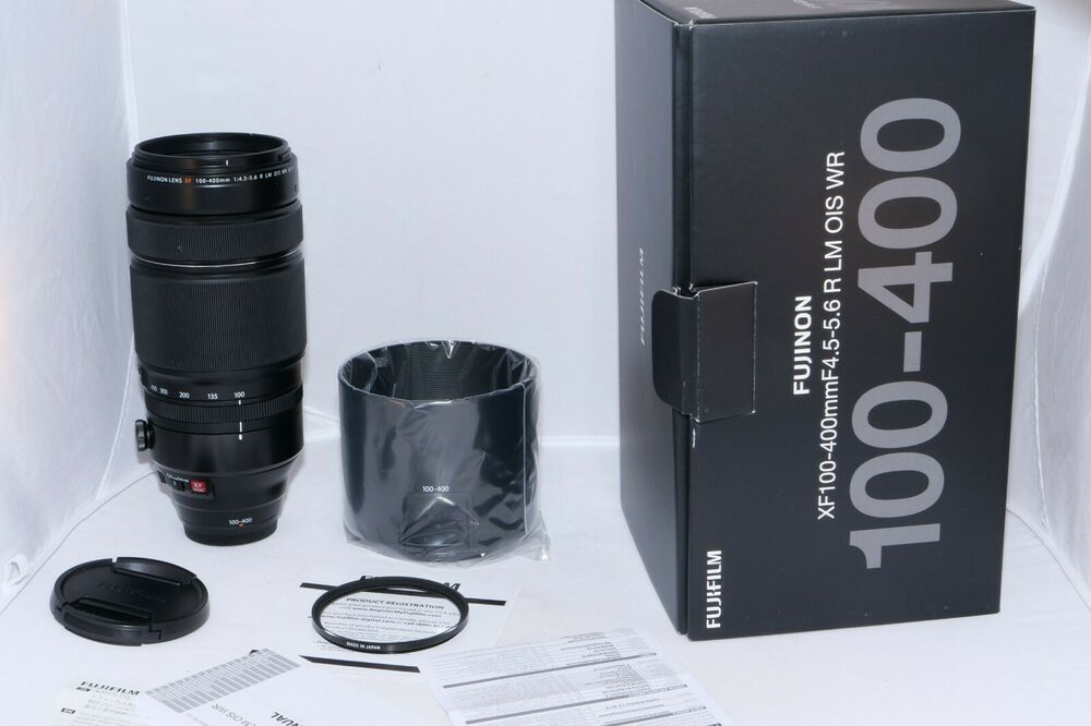Fujifilm Fujinon Xf 100 400mm R4 5 5 6 R Lm Ois Wr Digital Zoom Objectif X Pro 2 Digital Zoom Fujifilm Stuff To Buy