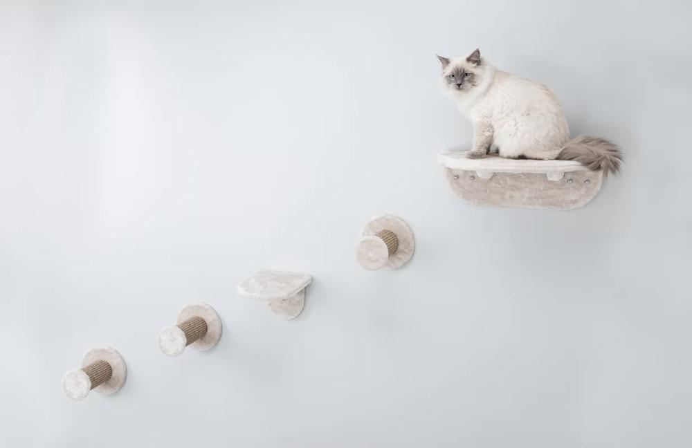 Tucker Murphy Pet Hallam Playground Cat Tree In 2021 Cat Playground Cat Tree Designs Cat Condo