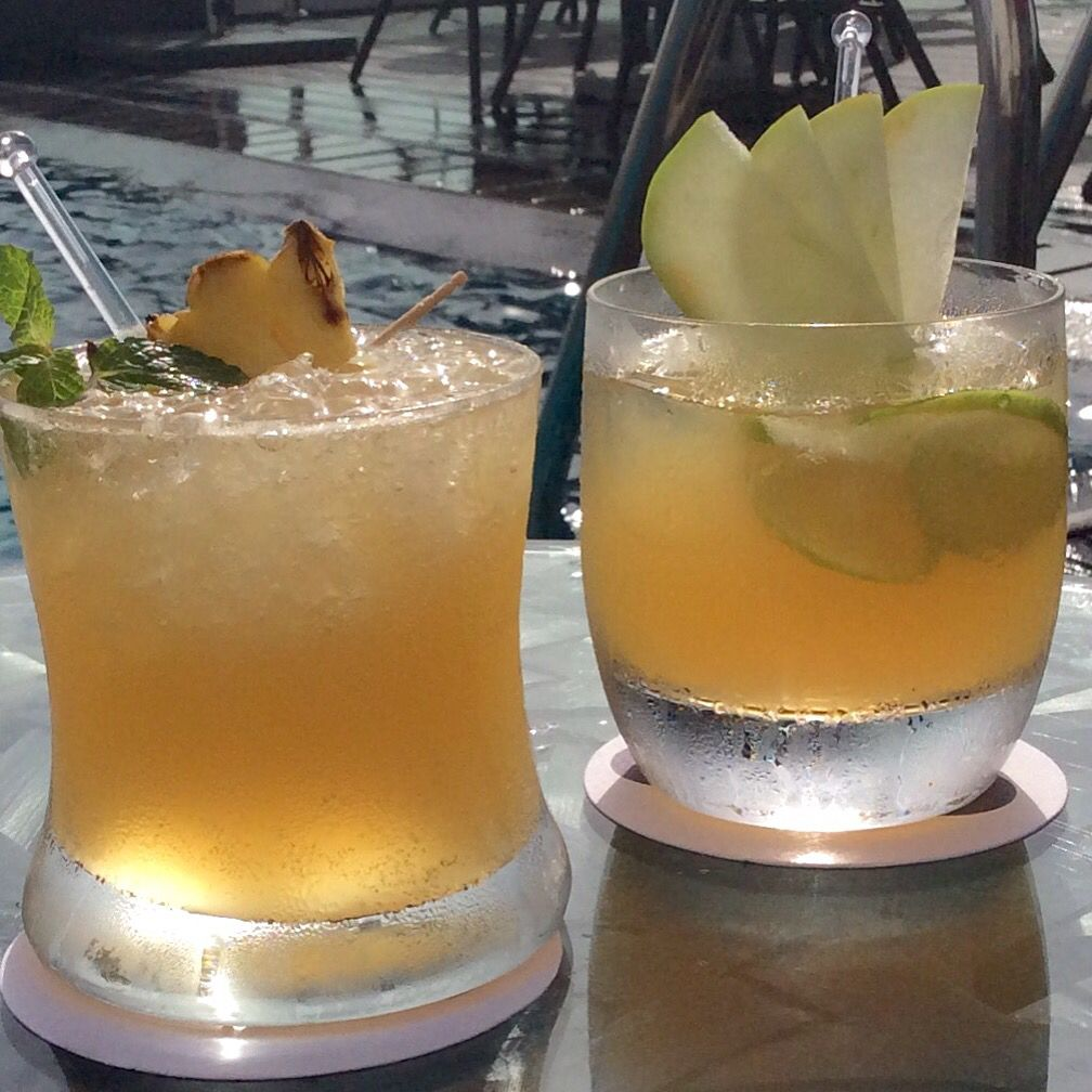 Mai Tai & Apple Jack