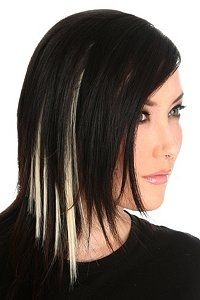 Glow in the dark hair extensions hair accessories pinterest glow in the dark hair extensions pmusecretfo Choice Image