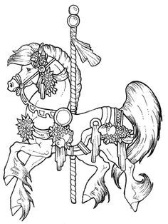 Black And White Adult Coloring Pages