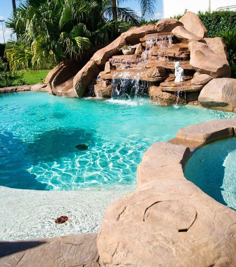 Houston Pool Design Photos, Katy, Cypress