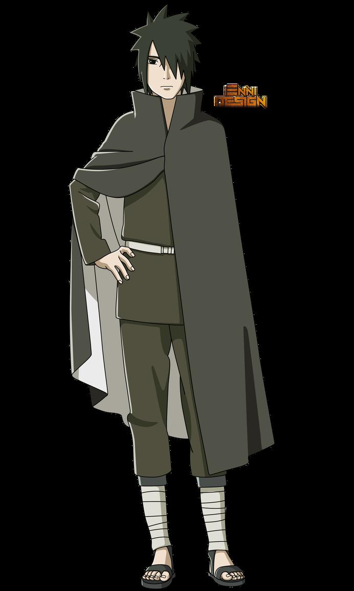 chars sasuke demonio