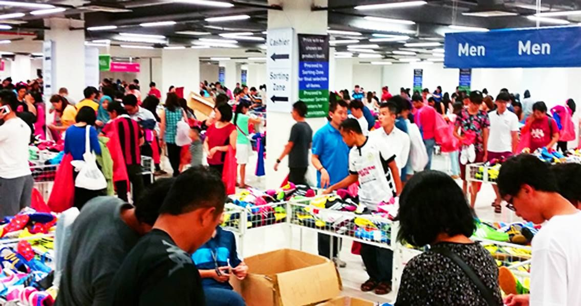 This Week Updates for All Warehouse Sale Clearance in Singapore | Up to 90% Discounts, Read Full Details at: https://goo.gl/9WVtkh #bigsale #discount #deals #saledepot