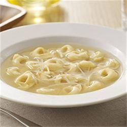 Three Cheese Tortellini with Chicken Broth - Allrecipes.com