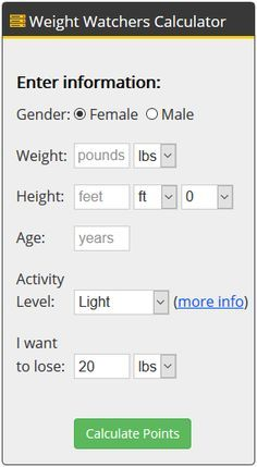 Weight watchers calculator lunches free points also how many am  allowed to rh pinterest